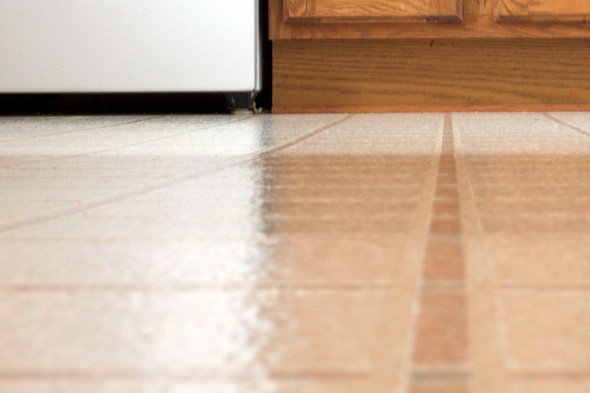 How To Strip And Wax Linoleum Floors Craft Like This