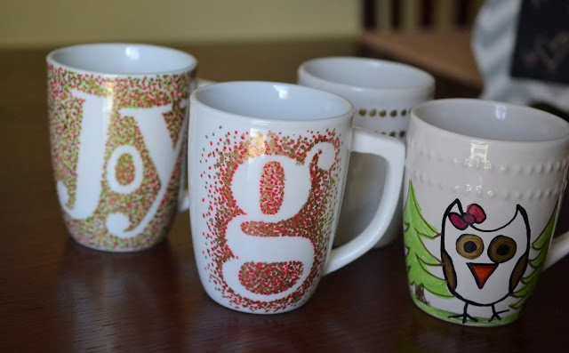 Easy Make Crafts Paint Your Own Tea Set