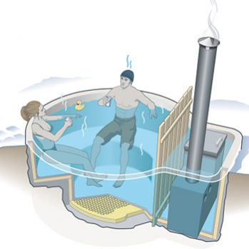 make your own hot tub