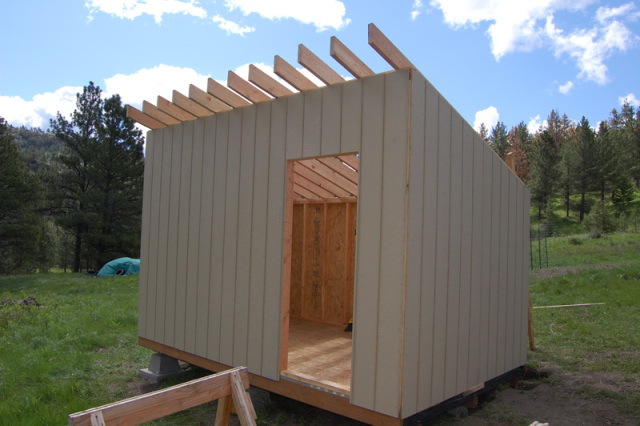How to build a cheap shed plans quick woodworking projects for Cheapest way to build a building