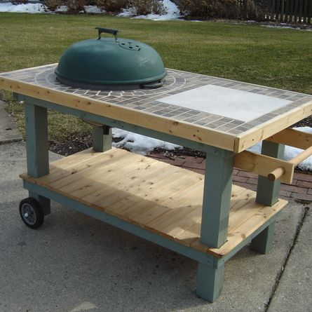 Worlds Coolest Charcoal Grill Diy Craft Like This