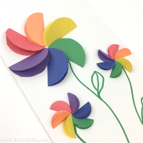 Spring Craft Ideas For Kids A Flower Focus Craft Like This